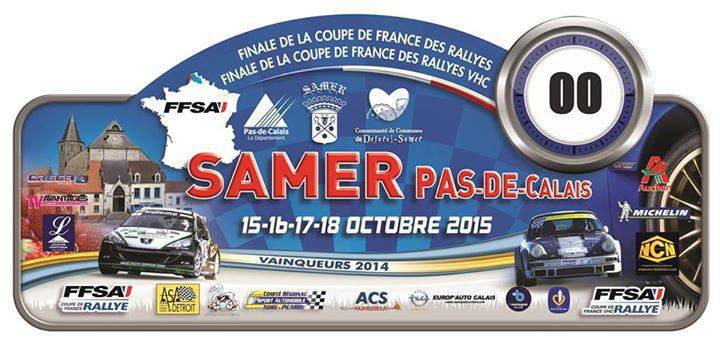 Finale coupe de france des rallyes 2015 ffsa samer pas de - Calendrier coupe de france des rallyes 2015 ...